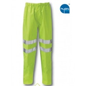 Hydra-Flex Medium Fuji High Visibility Over Trousers - Yellow