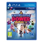 Knowledge is Power PS4  (PlayLink)