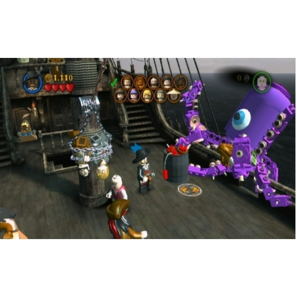 Lego Pirates Of The Caribbean Game Xbox 360 - Image 4