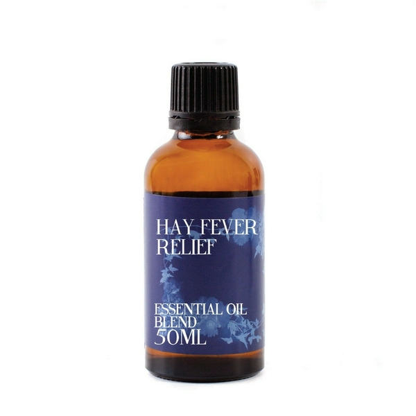 Mystic Moments Hay Fever Relief - Essential Oil Blends 50ml