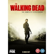 The Walking Dead Season 5 DVD
