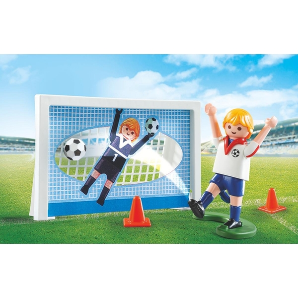Playmobil Soccer Shootout Carry Case - Image 1