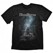 Bloodborne Men's Night Street Medium Black T-Shirt