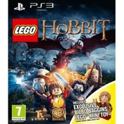 LEGO The Hobbit (With Bilbo Baggins Figure) PS3 Game