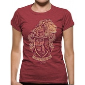 Harry Potter Gryffindor X-Large T-Shirt