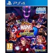 Ex-Display Marvel vs Capcom Infinite PS4 Game Used - Like New