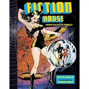 Fiction House  From Pulps To Panels Hardcover