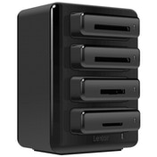 Lexar Professional Workflow HR1 Four Bay USB 3.0 Reader Hub