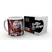 Suicide Squad Harley Quinn Good Night Mug