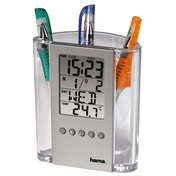Hama LCD Thermometer and Pen Holder