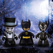 3-Pack (Batman Returns) Mez-Itz Action Figure 3-Pack