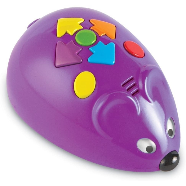 Learning Resources Extra Robot Mouse, Multicoloured