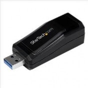 StarTech.com USB 3.0 to Gigabit Ethernet NIC Network Adapter - 10/100/1000 Mbps