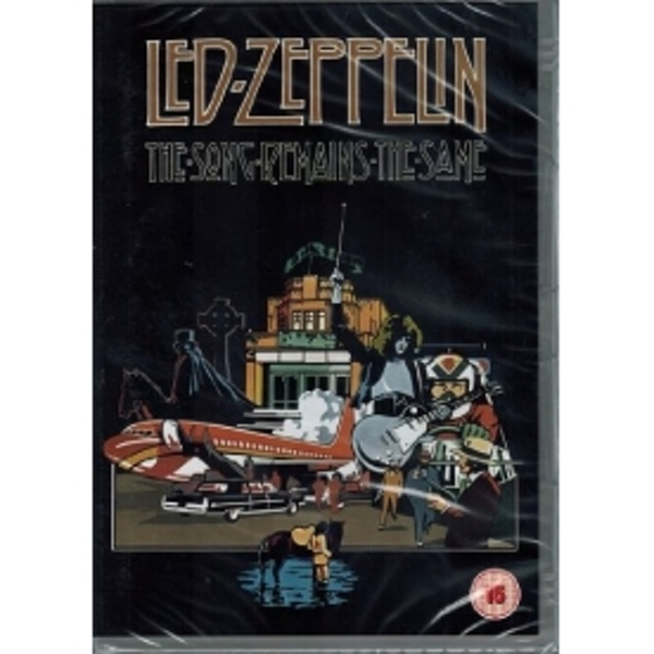 Led Zeppelin: The Song Remains the Same DVD