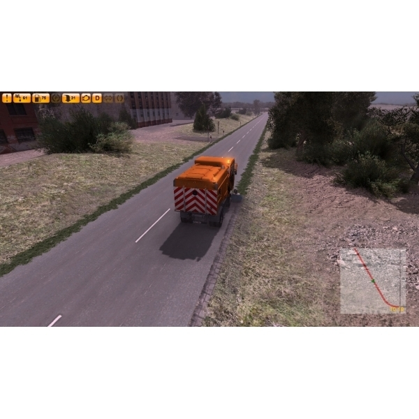 Street Cleaning Simulator PC CD Key Download for Excalibur - Image 3
