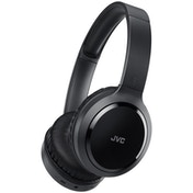 JVC HAS60BTBE Precision Sound Bluetooth On Ear Headphones - Black
