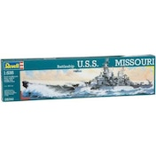 U.S.S. Missouri 1:535 Revell Model Kit