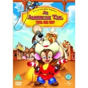 An American Tail Fievel Goes West DVD