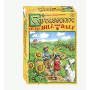 Carcassonne Over Hill and Dale Board Game