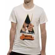 Clockwork Orange - Knife Men's Small T-Shirt - White