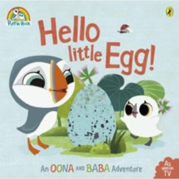 Puffin Rock: Hello Little Egg by Penguin Books Ltd (Paperback, 2016)