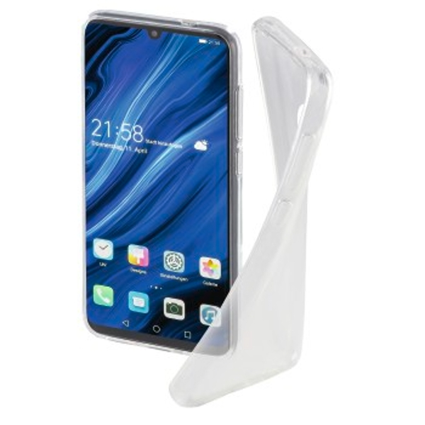 "Hama""Crystal Clear"" Protective Case for Huawei P30 Pro, Transparent"