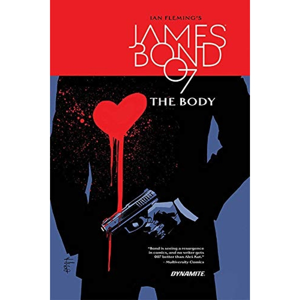 James Bond: The Body HC (Ian Fleming's James Bond)