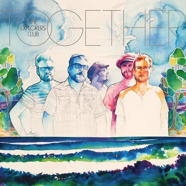 The Explorers Club - Together CD