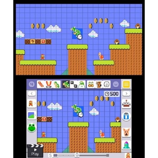 Super Mario Maker 3DS Game - Image 2
