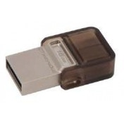 Kingston DataTraveler microDuo 16GB Flash Drive USB 3.0 OTG On-The-Go
