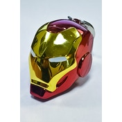 Iron Man Helmet Key Chain