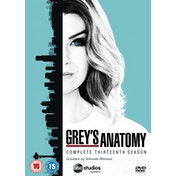 Grey's Anatomy Season 13 DVD