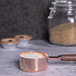Copper Plated Measuring Spoons & Cups - Set of 8 | M&W - Image 2