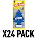 New Car Scent (Pack Of 24) Little Trees Air Freshener - Image 2