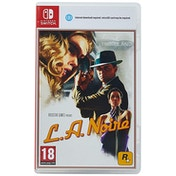 L.A. Noire Nintendo Switch Game