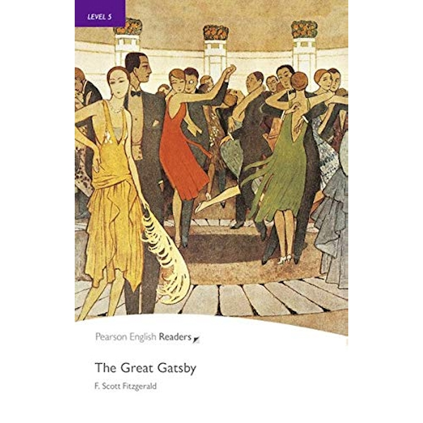 Level 5: The Great Gatsby by F. Scott Fitzgerald (Paperback, 2008)