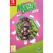 Oddworld Munch's Oddysee Limited Edition Nintendo Switch Game