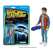 Marty McFly (Back to the Future) Funko ReAction Figure 3 3/4 Inch