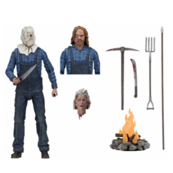 Jason (Friday the 13th Part 2) Neca Action Figure - Image 1
