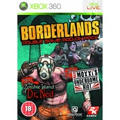 Borderlands The Zombie Island of Dr Ned & Mad Moxxis Underdome Riot Game Xbox 360