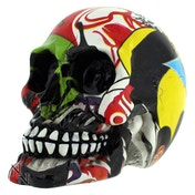 Pop Art (Pack of 6) Small Skulls