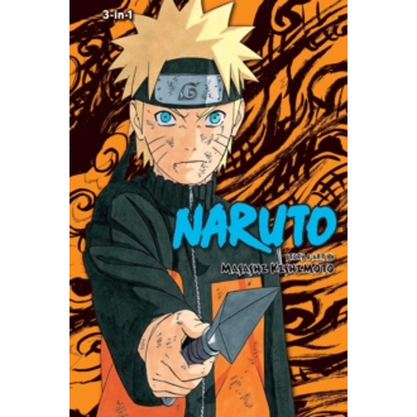 Naruto (3-in-1 Edition), Vol. 14 : Includes Vols. 40, 41 & 42 : 14