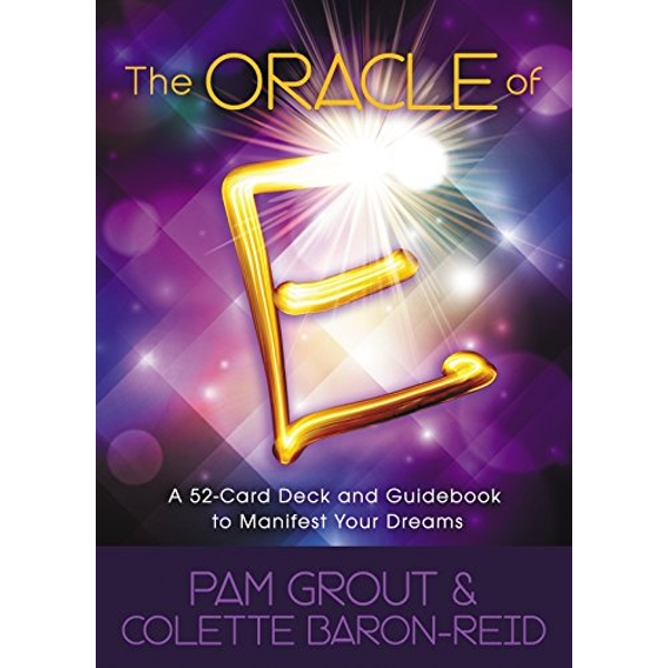The Oracle of E An Oracle Card Deck to Manifest Your Dreams Cards 2015