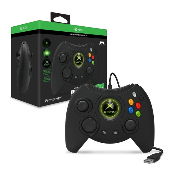 Hyperkin Duke Controller (Black) Xbox One Windows 10
