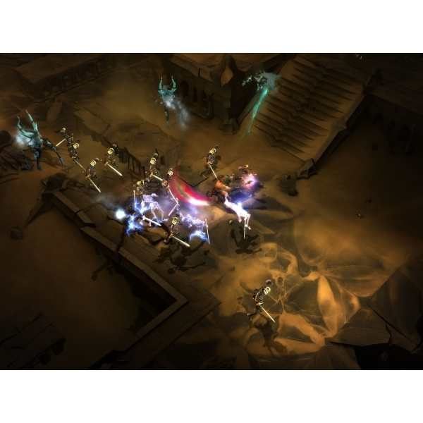 Diablo III 3 Game PC CD Key Download for Battle - Image 3