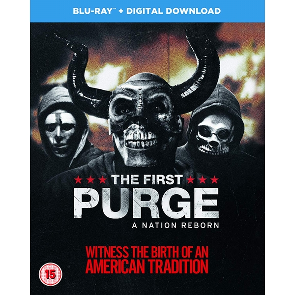 The First Purge Blu-ray   Digital Copy