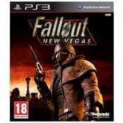 Fallout New Vegas Game PS3