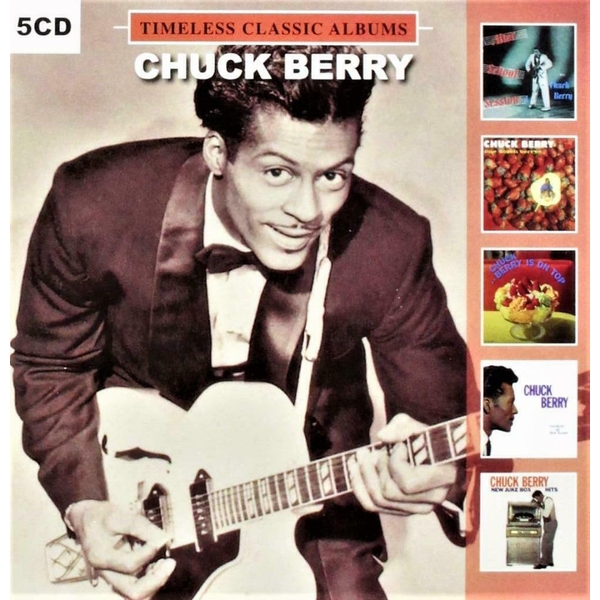 Chuck Berry - Timeless Classic Albums CD