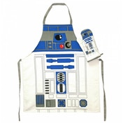 Star wars Apron and Oven Mitt Set R2D2