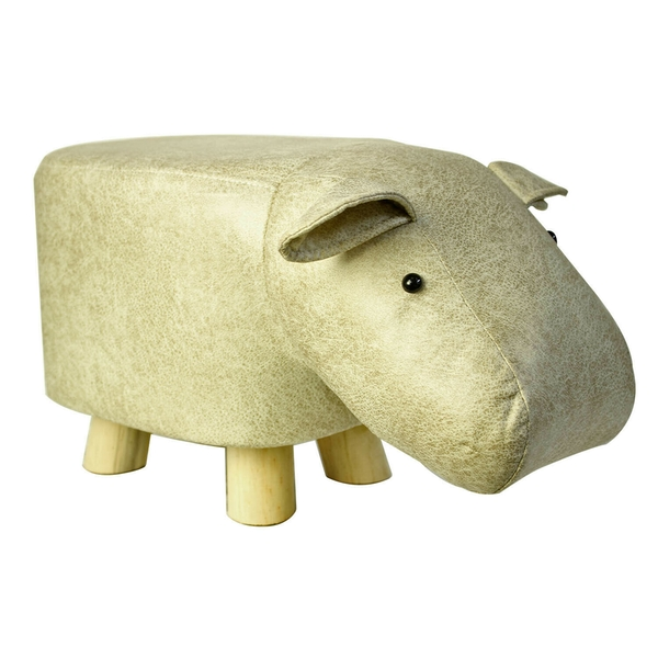 Hippo Stool By Lesser & Pavey
